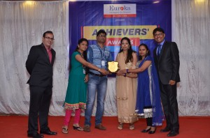 OUSTANDING ACHIEVEMENT  AWARD- MBR BRANCH