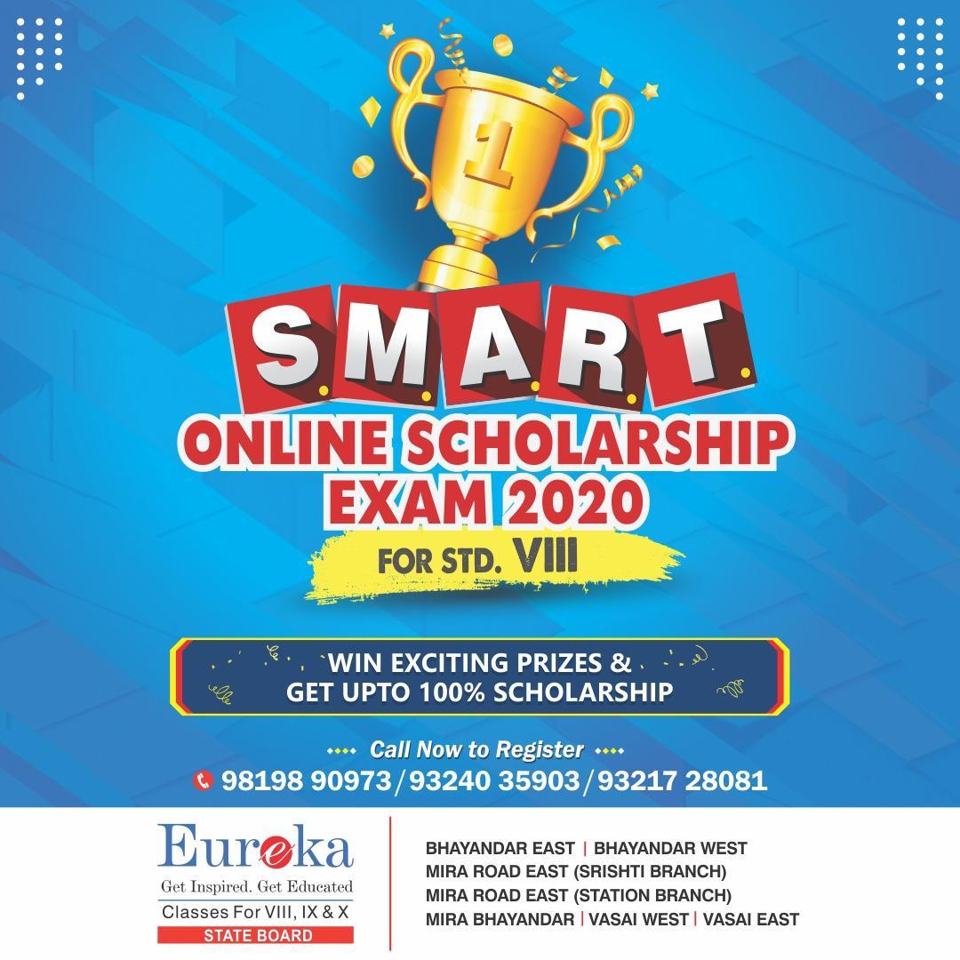 SMART Scholarship Exam